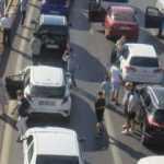 15 Temmuz Şehitler Köprüsü'nde trafik normale döndü