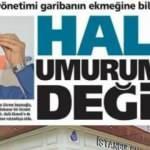 30 Ağustos Pazartesi 2021 Gazete manşetleri