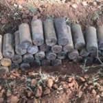 PKK'nın kalleş tuzağı bozuldu: 49 el yapımı patlayıcı bulundu