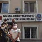 Beşiktaş Kulübü Başkanı Çebi'nin lüks otomobilini çalan şüpheli tutuklandı