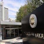 Dışişleri Bakanlığı: Darbe girişimini kınıyoruz