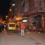 Gece yarısı korkutan patlama! Mahalleli sokağa döküldü