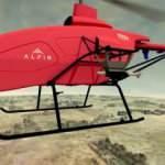 İnsansız helikopter Alpin askeri görevlere hazır