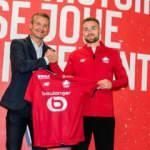 Lille, Gudmundsson'u renklerine bağladı