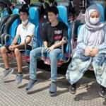 Lunapark'ta oynayan genç kızın şoke eden ölümü