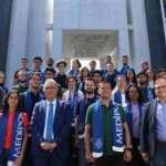 Medipol Üniversitesi YKS şampiyonlarının adresi oldu