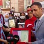 MHP Diyarbakır İl Başkanı Kayaalp, evlat nöbetindeki ailelerle buluştu