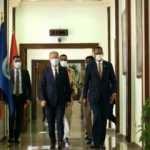 Milli Savunma Bakanı Akar, Somalili mevkidaşı ile görüştü