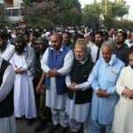 Pakistan'da Keşmirli lider Geylani için gıyabi cenaze namazı