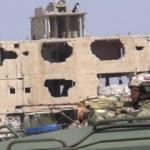 Rus askerleri, Dera'da Esed rejiminin kuşattığı mahalleye girdi