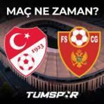 Türkiye Karadağ maçı hangi kanalda saat kaçta? Türkiye maçı şifresiz mi yayınlanacak?