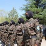 Türkiye'de eğitilen ilk Somalili özel harekatçı kadınlar Mogadişu'ya ulaştı