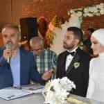 11 yıl önce 23 Nisan'da koltuğuna oturan gencin nikahını kıydı
