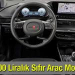 155 bin TL ve altı sıfır araç modelleri satışa çıktı! 2021 Eylül ayı ÖTV indirimli araç modelleri..