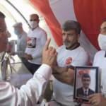 Ahmet Davutoğlu'nu çılgına çeviren sözler! Evlat nöbetindeki ailelerle tartıştı