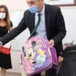 Antalya Milli Eğitim'den yangından etkilenen öğrencilere destek