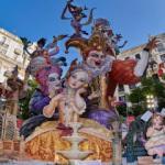 Avrupa'nın en renkli festivali: Las Fallas