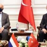 Bakan Soylu, Hollanda Adalet ve Güvenlik Bakanı ile görüştü