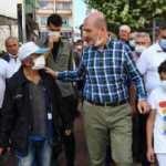 Bakan Soylu: Kayıp 15 vatandaşı 459 personel arıyor