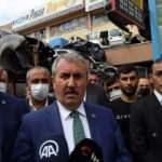 BBP lideri Destici'den Edremit'teki yaşananlara sert tepki