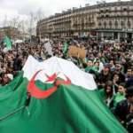 Cezayir'de  eski rejim partisi FLN'e partililerden baskın