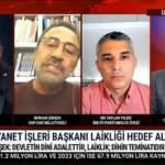 CHP'li Berhan Şimşek, Osmanlı Devleti'ne kin kustu!