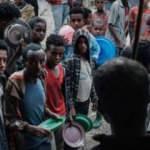 Etiyopya'da dehşete düşüren iddia: 150 kişi açlıktan öldü