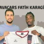 Fatih Karagümrük, Yann Karamoh'u duyurdu!
