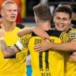 Giovanni Reyna Beşiktaş Borussia Dortmund maçında yok!