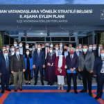 İstanbul'da Roman vatandaşları ve ilçe koordinatörleri bir araya geldi