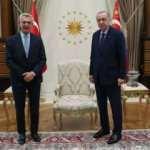 Külliye'de kritik göçmen zirvesi! Erdoğan kabul etti