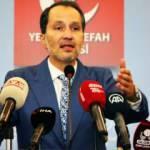 Fatih Erbakan'dan seçim barajı açıklaması: Adaletin sağlanması için kaldırılmalı