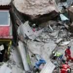 Meksika'da kabus bitmiyor! Deprem tetikledi, kulakları sağır eden gürültüyle geldi