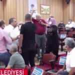 MHP'li meclis üyesi CHP'lilere ayarı verdi! HDP ve CHP'liler el ele üzerine yürüdü