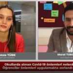 Murat öğretmen öğrencilerinin ilk gün heyecanını Haber7.com'a anlattı
