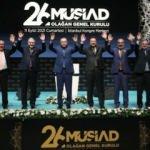 MÜSİAD'da bayrak değişimi! Yeni başkan belli oldu