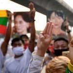 Myanmar'da 'gölge hükümet'ten ayaklanma çağrısı