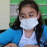 Okuma Yazma Günü'nde görme engelli çocuklar unutulmadı