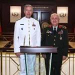 Orgeneral Güler, NATO Askeri Komite Başkanı ile görüştü