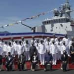 Tayvan'dan yerli savaş gemisi hamlesi: Ta Jiang