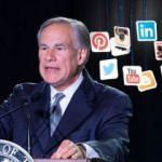 Vali Greg Abbott'tan sosyal medya isyanı: Bu yanlışa Teksas'ta izin vermeyeceğiz