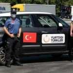 YTB Kapıkule'de gurbetçilerimizi uğurluyor
