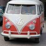 1964 model Volkswagen minibüsü, 350 bin liraya yenilendi