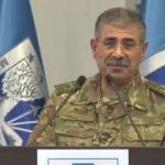 Azerbaycan Savunma Bakanı Org. Hasanov: Türkiye'nin yanımızda olması bize güç veriyor