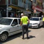 Adana'da 1218 araç trafikten men edildi