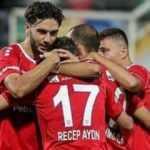 Altınordu, Denizlispor'u 2-1 mağlup etti