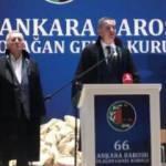 Ankara Barosu Başkanı Sağkan yeniden seçildi