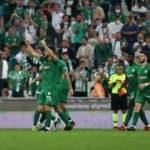 Bursaspor, Samsunspor'a acımadı!