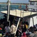 Çanakkale açıklarında kaçak göçmen operasyonu : 251 kişi yakalandı