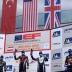 Cem Bölükbaşı, Euroformula Open Avusturya yarışında da podyuma çıktı